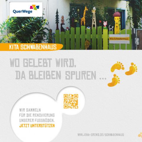 Crowdfunding Aktion Schwabenhaus