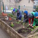 Gartenprojekt April 21-2
